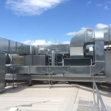 Chiller and Fan Coil Units